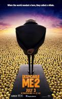 Poster for Despicable Me 2 in 3D