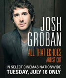 Poster for Josh Groban: All That Echoes Artist Cut