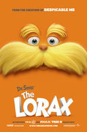 Poster for Dr. Seuss' The Lorax