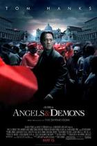 "Poster art for ""Angels & Demons."""