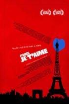 "Poster art for ""Paris Je T'aime."""
