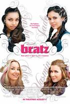 "Poster art for ""Bratz."""