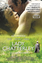 "Poster art for ""Lady Chatterley."""