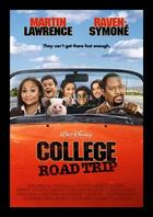 "Poster art for ""College Road Trip."""