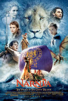 "Poster art for ""The Chronicles of Narnia: The Voyage of the Dawn Treader"""