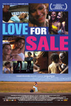 "Poster art for ""Love for Sale: Suely in the Sky."""
