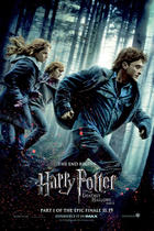 "Poster art for ""Harry Potter and the Deathly Hallows: Part 1"""
