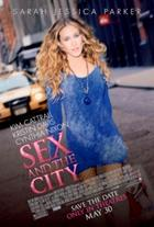 "Poster art for ""Sex and the City."""