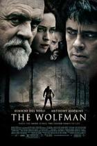 "Poster art for ""The Wolfman."""