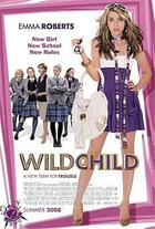 "Poster Art for ""Wild Child."""