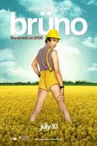"Poster art for ""Bruno."""