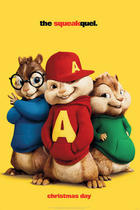 "Poster art for ""Alvin and the Chipmunks: The Squeakuel."""
