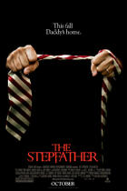"Poster art for ""The Stepfather."""