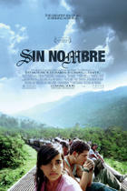 "Poster art for ""Sin Nombre."""