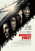 "Poster art for ""Brooklyn's Finest."""