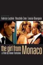 "Poster Art for ""The Girl From Monaco."""