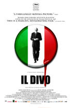 "Poster art for ""Il Divo."""
