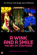 "Poster Art for ""A Wink and a Smile."""