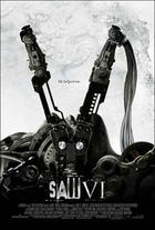 "Poster art for ""Saw VI."""