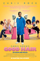 "Poster art for ""Good Hair."""