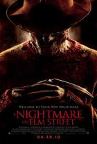 "Poster art for ""A Nightmare on Elm Street."""