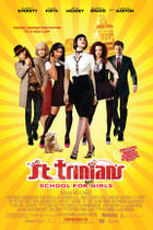 "Poster art for ""St. Trinian's."""