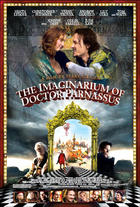 "Poster art for ""The Imaginarium of Doctor Parnassus."""