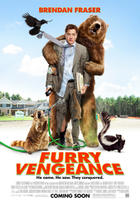 "Featured Poster for ""Furry Vengeance."""