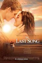 "Poster art for ""The Last Song."""