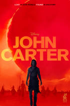 "Poster art for ""John Carter."""