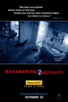 "Poster art for ""Paranormal Activity 2"""