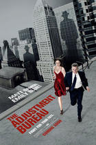"Poster art for ""The Adjustment Bureau"""