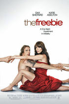 "Poster art for ""The Freebie"""