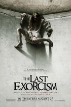 "Poster art for ""The Last Exorcism."""