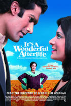 "Poster art for ""It's A Wonderful Afterlife"""