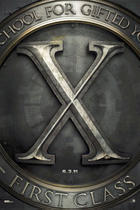 "Teaser poster for ""X-Men: First Class"""