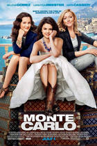 "Poster art for ""Monte Carlo."""