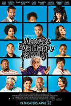 "Poster art for ""Tyler Perry's Madea's Big Happy Family"""
