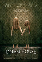 "Poster art for ""Dream House."""