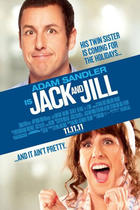 "Poster art for ""Jack and Jill."""