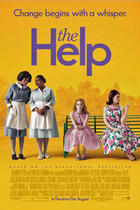 "Poster art for ""The Help."""