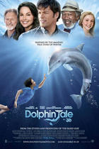 "Poster art for ""Dolphin Tale."""