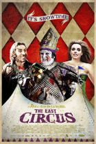 "Poster Art for ""The Last Circus."""