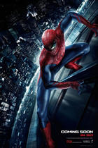 "Poster art for ""The Amazing Spider-Man: The IMAX Experience."""
