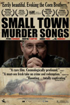 "Poster art for ""Small Town Murder Songs."""