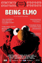 "Poster art for ""Being Elmo: A Puppeteer's Journey."""