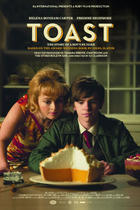 "Poster art for ""Toast."""