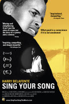 "Poster Art  for ""Sing Your Song."""