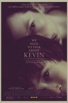 "Poster art for ""We Need to Talk About Kevin."""
