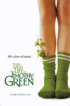 "Poster art for ""The Odd Life of Timothy Green."""